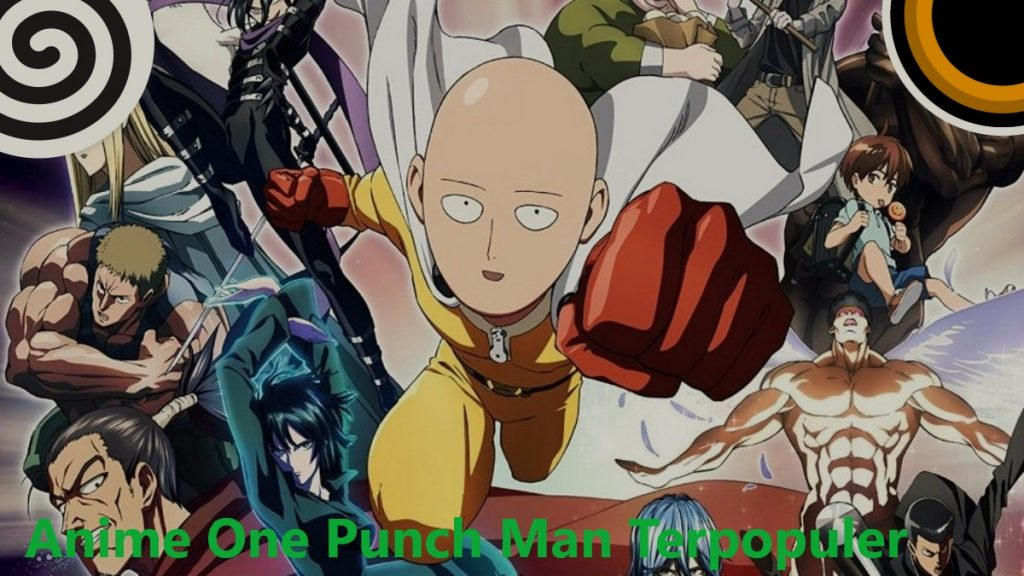 Anime One Punch Man Terpopuler